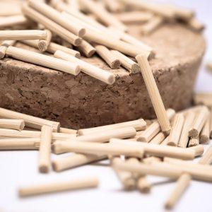 drewniane patyczki